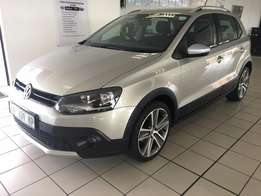 2014 Volkswagen Polo Cross 1.6 Comfortline