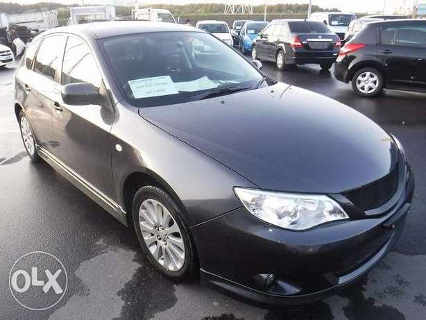 SUBARU IMPREZA ON SALE. fully loaded and very clean. YEAR: 2010 Mombasa Island - image 1