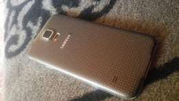Samsung s5 great working condition
