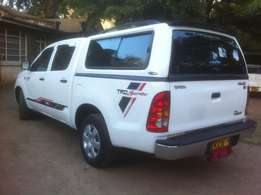 Toyota Hilux Double Cab 2WD Just Landed