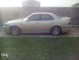 Clean Toyota Camry padded car for sale