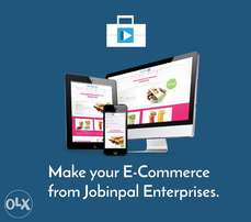 Make An E-Commerce website for your business