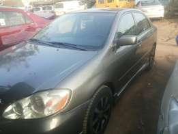 Very clean and sharp registered corolla sports for sale.