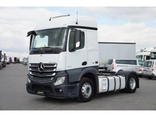 Mercedes-Benz Actros 1845 Hydro / Leasing - 2014