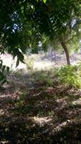 Plot For sale in South Coast Diani