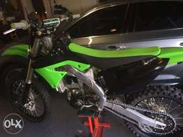 2010 Kawasaki KX250F BRAND NEW DIRT Bike