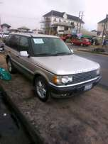 Range Rover HSC for sale at a very affordable price.