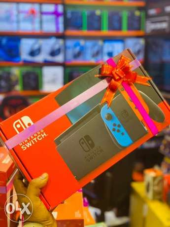 Nintendo switch v2 console now available in gamerzone
