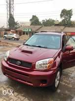 2004 Model Toyota Rav4 Toks 4wheel Drive Selling Cheap