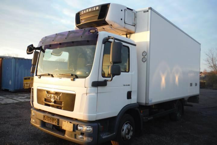 MAN TGL 8.180 Tiefkühlkoffer Carrier Euro4 - 2009