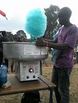 we hire cotton candy
