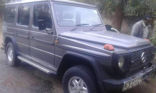 mercedes G Wagon Westlands - image 5