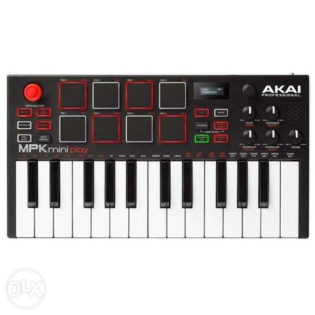 Akai Professional MPK Mini Play مزرعة -  2