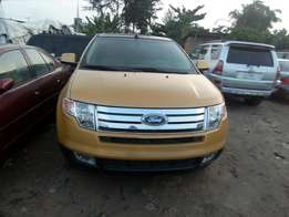 Extra ordinary clean Ford Edge