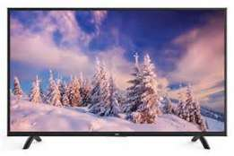 """TCL 65"""" straight 4k"""