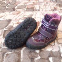 Зимове взуття (термочобітки) geox для дівчинки 23розмір. 925bdd3ac5b4a