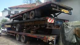 Trailer Low Loaders And Flat Bed