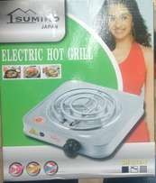 Electric hot grill, free delivery within cbd.
