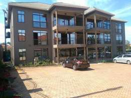 A cute two bedroom apartment for rent in ntinda