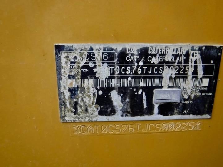Caterpillar CS76 - 2012 - image 8