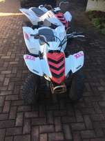 2 50cc Yamaha Quad bikes for sale