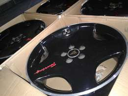 """17"""" Ryver Rims to fit Polo"""