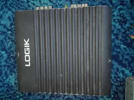 Logik amp to swop or for sale