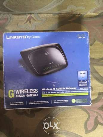 LInksys Router WAG54G2