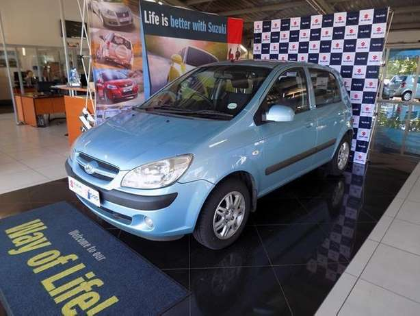 2009 Hyundai Getz 1,5 CRDI HighSpec for only R 85,000.00 Rosettenville - image 7