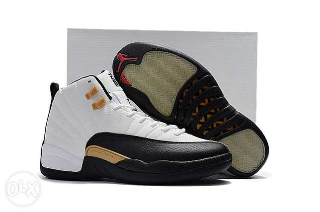 Air Jordan 12 Retro CNY - White/Black Surulere - image 2