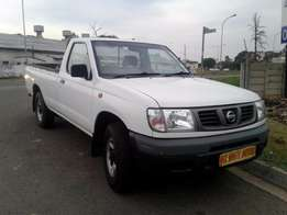 2003 Nissan Hardbody 2000i LWB Single Cab Bakkie