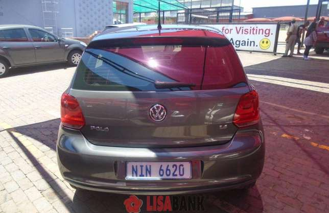 Vw Polo 1.4 comfortline hatchback with TSI engine is looking for you,, Edenvale - image 8