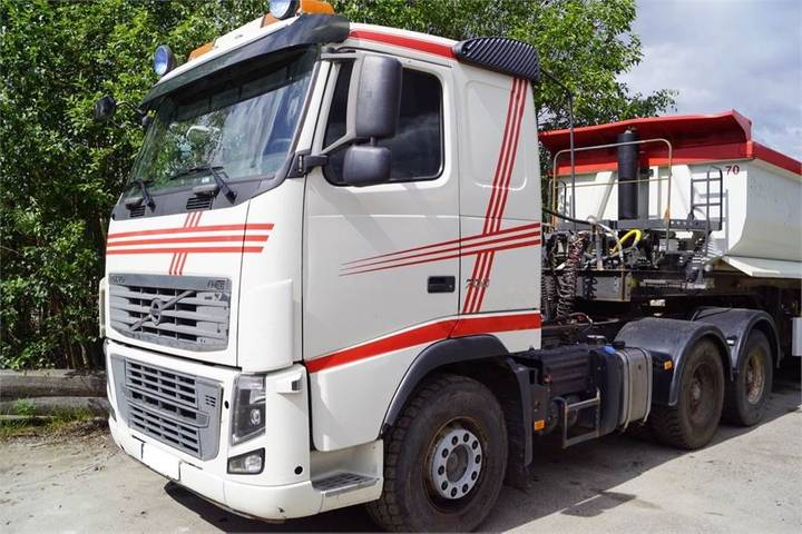 Volvo Fh16 - 2011