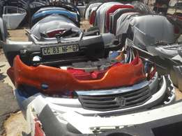 Good condition Genuine clean renault captur F.bumper for sale