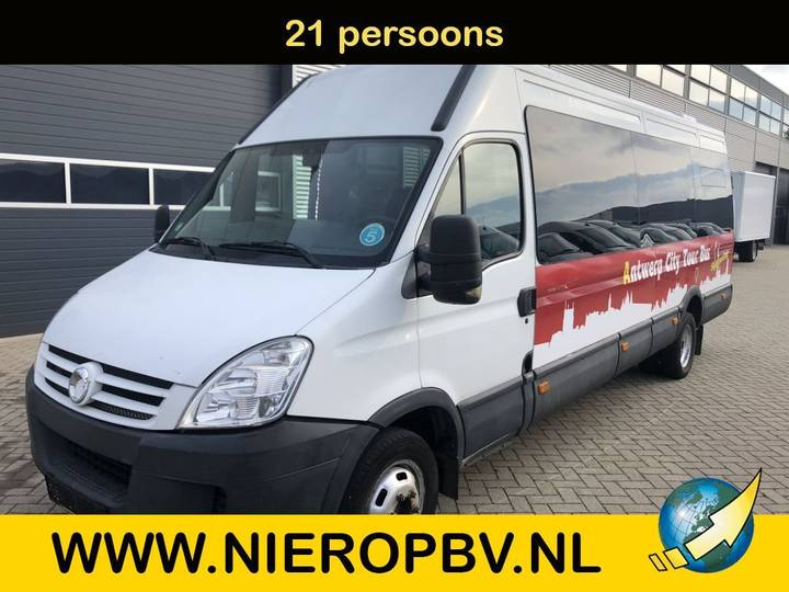 Iveco daily airco 22persoons - 2009