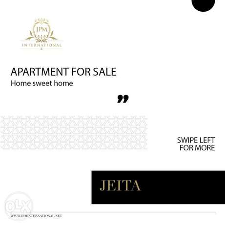 PIME LOCATION - 2 Apartments For Sale In Jeita (different prices)