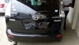 Mazda Pramany brand new car