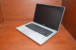 Hp folio Core i7 ultrabook 9470m Core i7 laptop 4gb 500gb at 37k