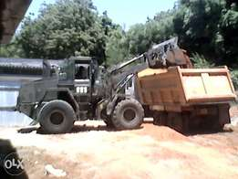 Wheel loader on sale Coast mombasa contact