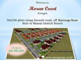 Buy a 50X100 plot and a get a house of your choice built