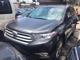 Tokunbo 2013 Toyota Highlander Limited Edition thumb start