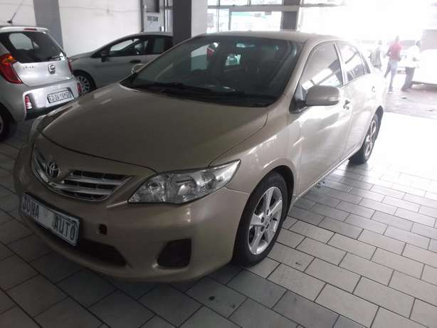 Pre Owned 2011 Toyota Corolla pro 1.6 Johannesburg - image 3