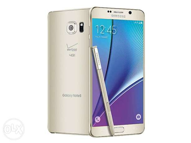 Samsung Note 5 64gb Brand new,Sealed with warranty,Free glass&delivery Nairobi CBD - image 4