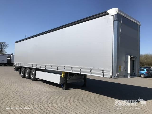 Schmitz Cargobull Curtainsider Standard - 2019