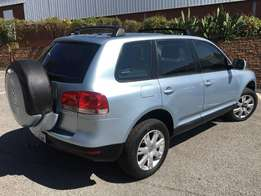 VW Touareg 3.0l TDi Diesel. 2006. Good Condition. R85,000 Midrand