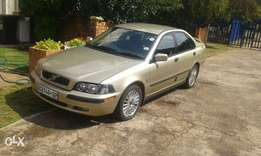 Volvo s40 T4 or to swop