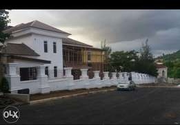 6 bedroom Mansion in the heart of Asokoro.