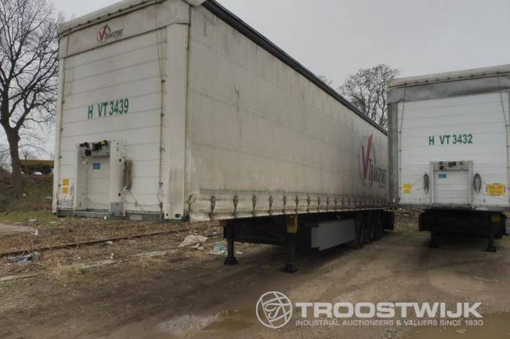 Schmitz Cargobull Universal SCS 24/L - 13.62 E B