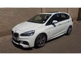 2015 BMW 220D Active Tourer Automatic Msport