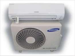 Air condition installation and repairs or servicing.